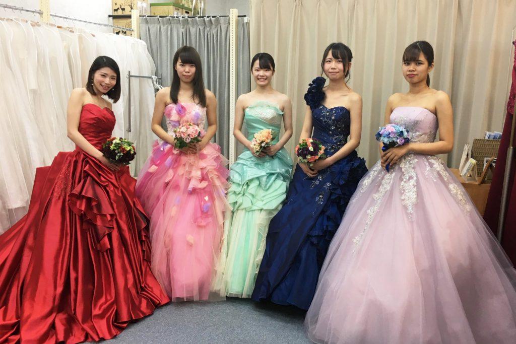 SO-ENでのドレスセミナー