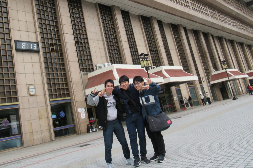 海外研修 台湾へ行ってきたよ!おまけ